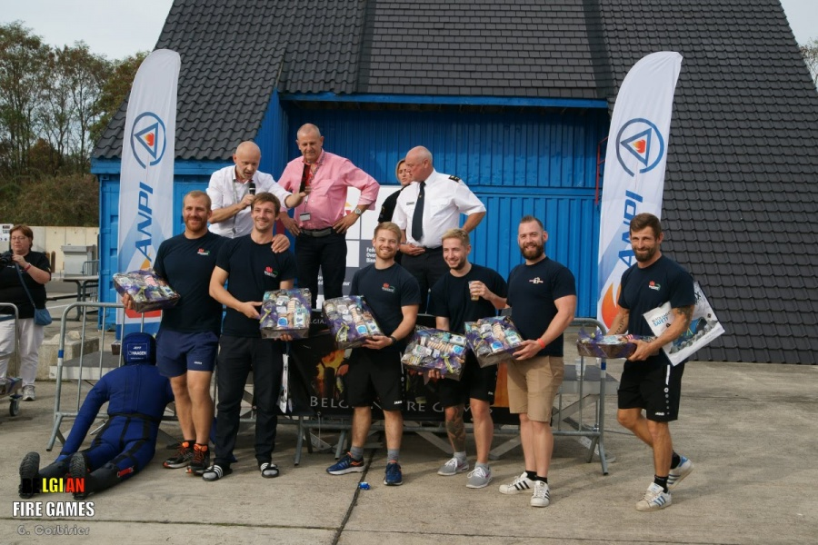 Belgian Fire Games 2018